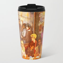 Les Misérables: A Group Which Almost Became Historic Travel Mug