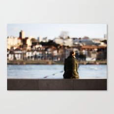 I miss you Canvas Print