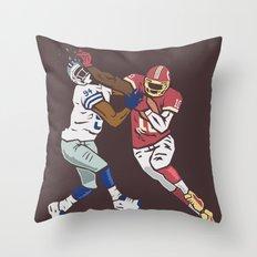 RG3 Throw Pillow