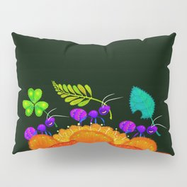 Delivery Ants Pillow Sham