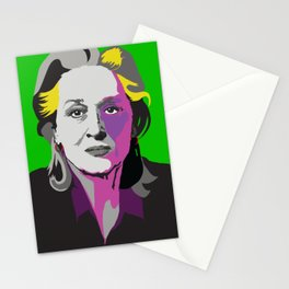 Meryl Streep Stationery Cards