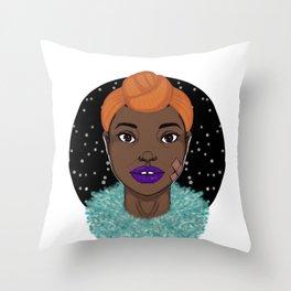 Turbana Throw Pillow