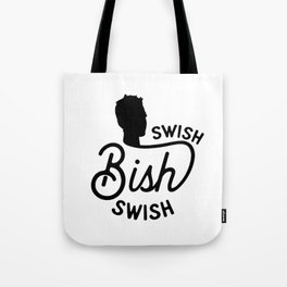 swish swish bish katy Tote Bag