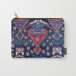Luri Fars Southwest Persian Rug Print Carry-All Pouch