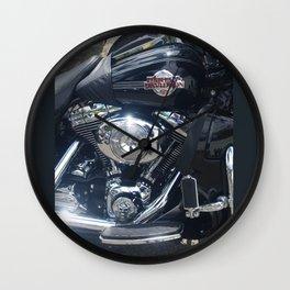 Harley Electra-Glide Wall Clock