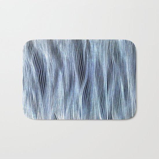 Silver Veil Bath Mat