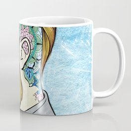 Hipster Man Coffee Mug
