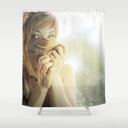 A Mine Of Gold Lies Within You Shower Curtain