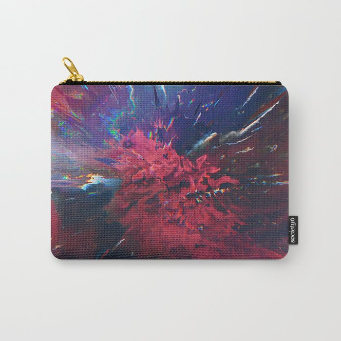 Konstandína (Abstract 53) Carry-All Pouch