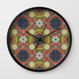 a dragon's lunchbox Wall Clock