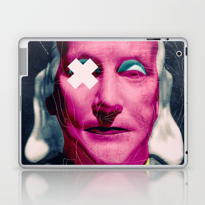 Frank Laptop & iPad Skin