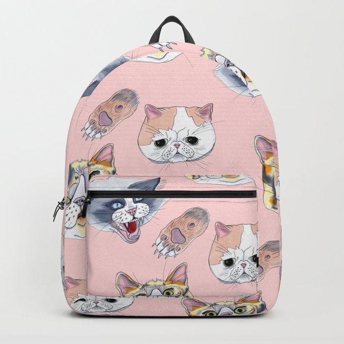 Cat Attack Backpack