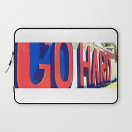 GO HARD | Corktown, Detroit Laptop Sleeve