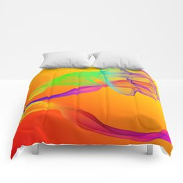 Trippin' Out Comforters