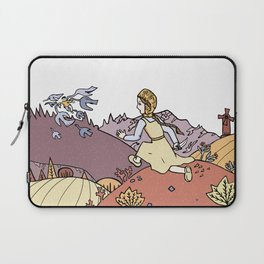 The Magic Swan Geese Laptop Sleeve