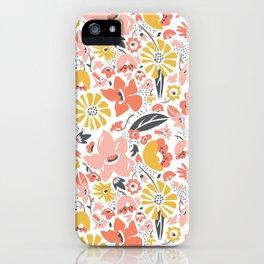 Betty iPhone Case