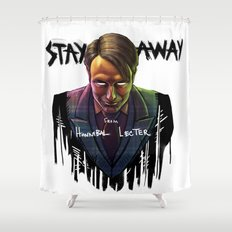 Famous Last Words Shower Curtain