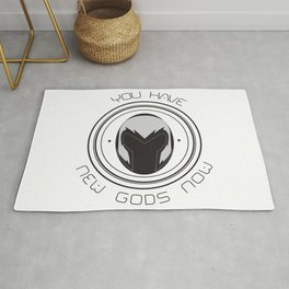 you have new gods now - mag Rug