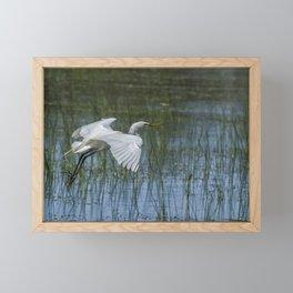 Grace Over Water Framed Mini Art Print