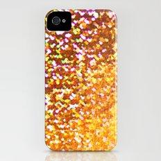 sparkling rain iPhone (4, 4s) Slim Case