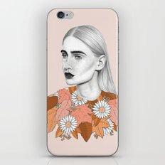 Falling For You iPhone Skin
