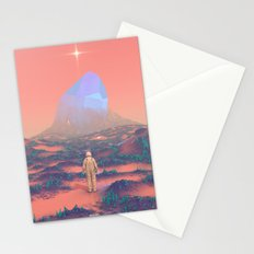 Lost Astronaut Series #02 - Giant Crystal Stationery Cards