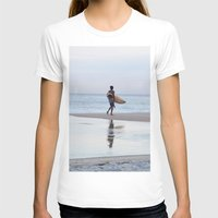 surfer T-shirts featuring Surfer by Love the Shoot