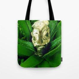 Petrified Fishhead Tote Bag