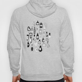Bottle Fame and Brew Glory Hoody