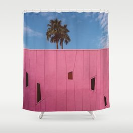 Palm Springs Vibes III Shower Curtain