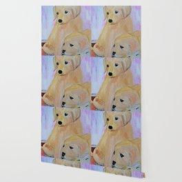 Labrador puppies Wallpaper