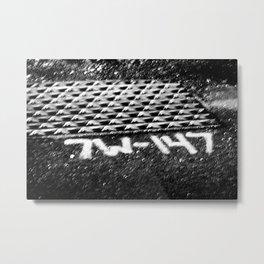 7W-147 Metal Print