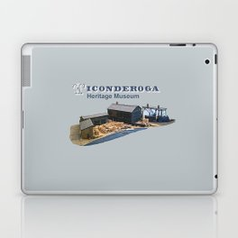 Delano & Ives Sash and Door Model Laptop & iPad Skin