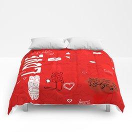 VALENTINE WEIM Comforters