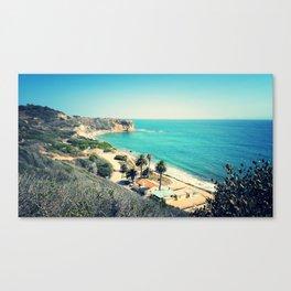 Abalone Cove Canvas Print