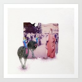 Verona: neornithes #6 Art Print