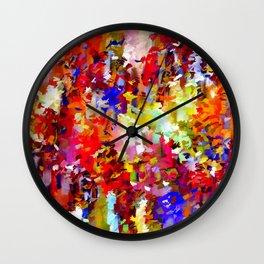 Fleeting Memories Wall Clock