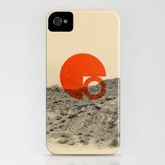 Symbol of Chaos Invert version iPhone (4, 4s) Slim Case