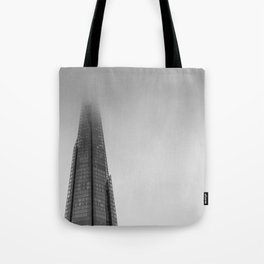 Shard in the Mist Tote Bag