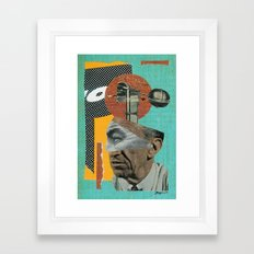 The Good Doctor Framed Art Print