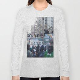 218 Super Bowl Parade, Philadelphia, PA Long Sleeve T-shirt