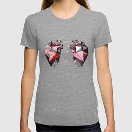 You + Me = We T-shirt