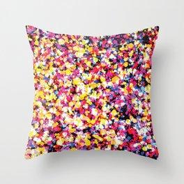 *SPLASH_COMPOSITION_12 Throw Pillow