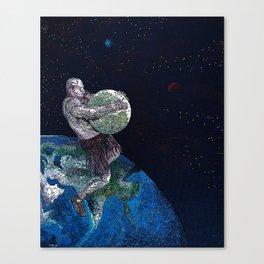 Allegiant Remix Canvas Print