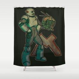 Mechanist Shower Curtain