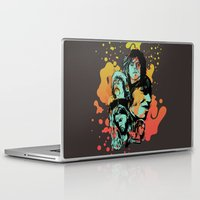 floyd Laptop & iPad Skins featuring Pink Floyd Tribute by RJ Artworks