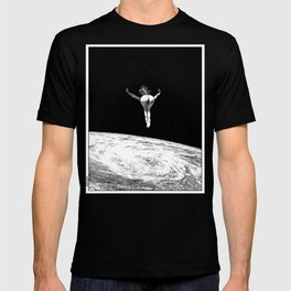 asc 579 - Le vertige (Gaze into the abyss) T-shirt
