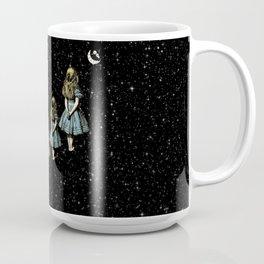 Infinite Wondering Nights - Alice In Wonderland Coffee Mug