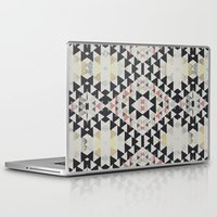 navajo Laptop & iPad Skins featuring navajo by spinL