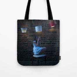 Dreaming... Tote Bag